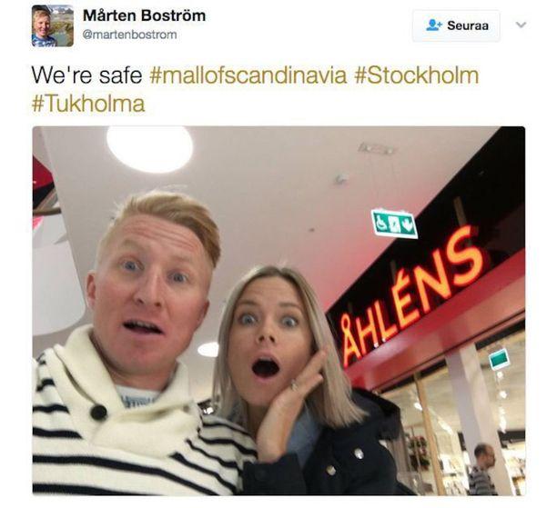 Boströmin somepäivitys raivostutti monet ympäri maailman.
