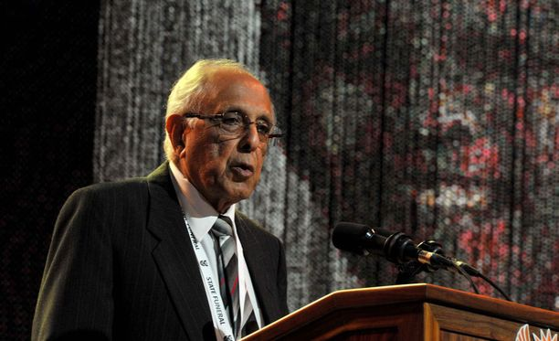 Ahmed Kathrada on kuollut 87 vuoden iässä.