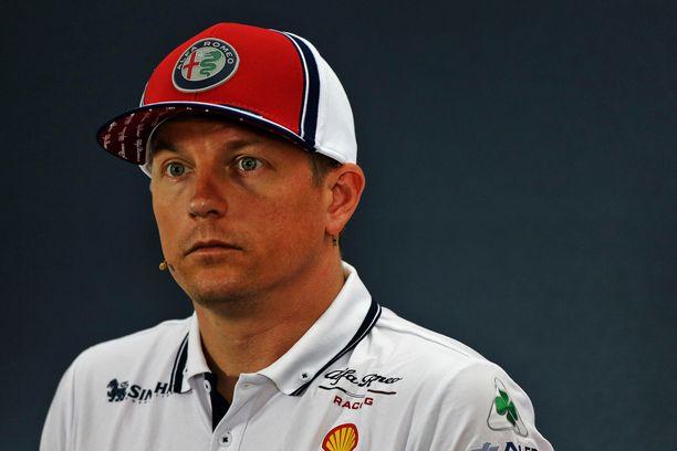 Kimi Räikkönen oli seitsemäs.