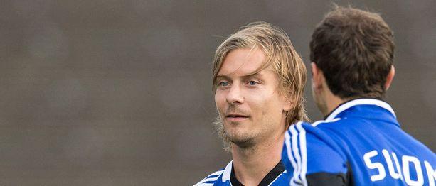 Malmön Markus Halsti voitti toisen kerran Ruotsin mestaruuden.