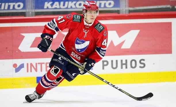 Miro Heiskanen on tehnyt väkevää nousua varauslistoilla.