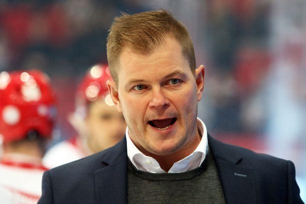 Ari-Pekka Pajuluoma ei todellakaan ollut tyytyväinen näkemäänsä.