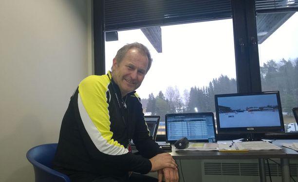 Kjell Erik Kristiansen ihmetteli, miksi hän joutui syrjään MM-Lahdesta.