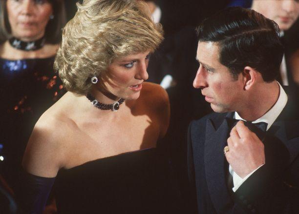 Prinsessa Dianan ja prinssi Charlesin avioliitto oli onneton.