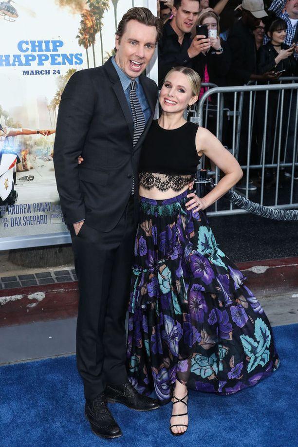 Bell ja Shepard ovat pitäneet yhtä jo 10 vuotta. Pariskunta avioitui vuonna 2013.