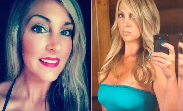 Brooke Lajiness sai syytteet 13 seksuaalirikoksesta.
