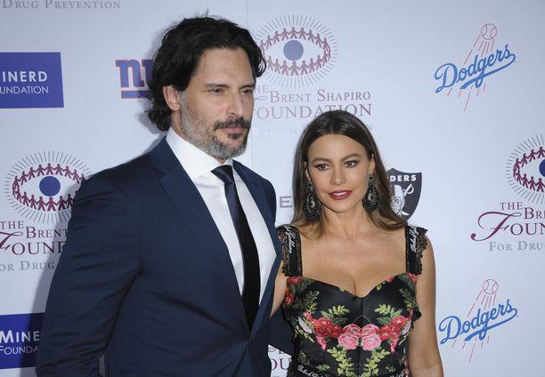 Joe Manganiello ja Sofia Vergara ovat olleet naimisissa vuodesta 2015.