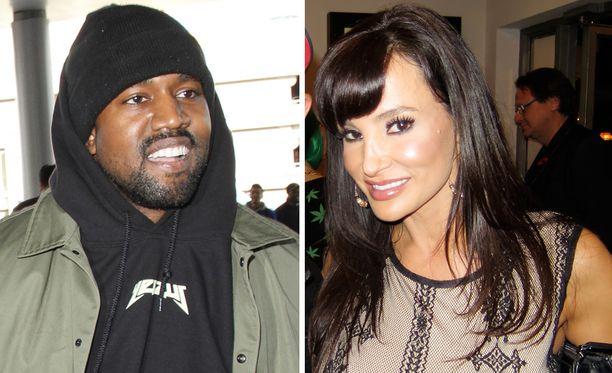Kanye West suistui some-myrskyn silmään.