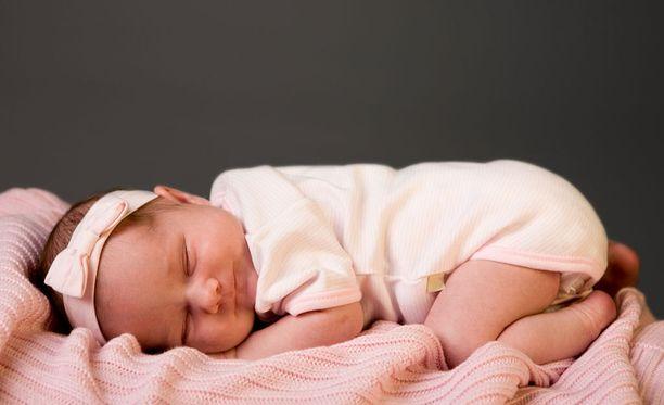 Vauva selvisi, kiitos tarkkasilmäisen kolmasluokkalaisen.