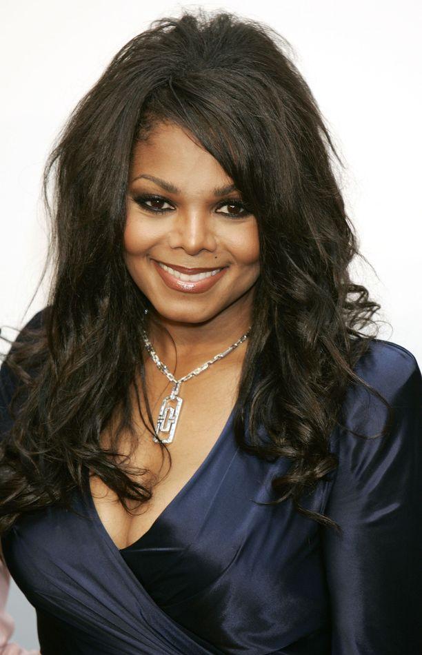 Janet Jackson syyskuussa. 2009