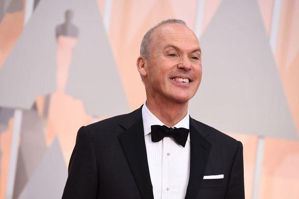 Oscar-ehdokas Michael Keaton.