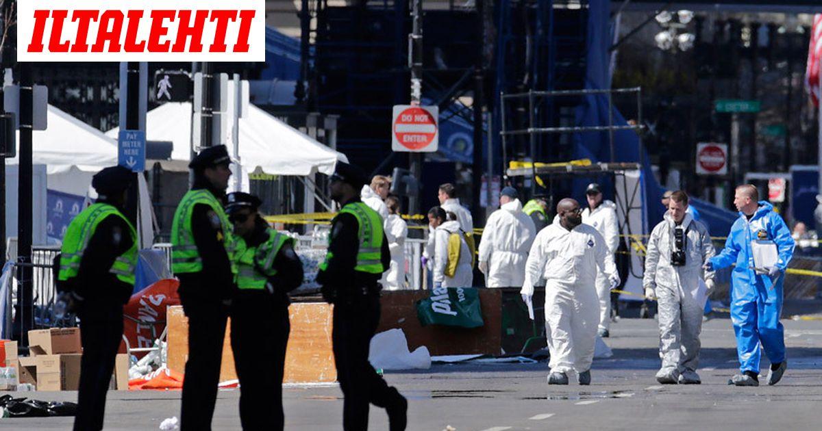 Bostonin Pommi Isku