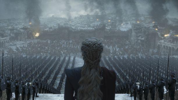 Game of Thrones on tunnettu yllättävästä juonestaan.