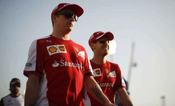 Kimi Räikkönen uskoo nousujohteiseen kauteen.