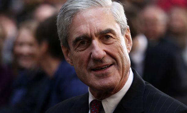 Robert Mueller toimii erikoissyyttäjänä Venäjä-tutkinnassa.