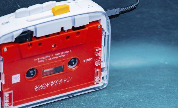 C-kasetit ovat pitäneet pintansa vuosikymmenten ajan.