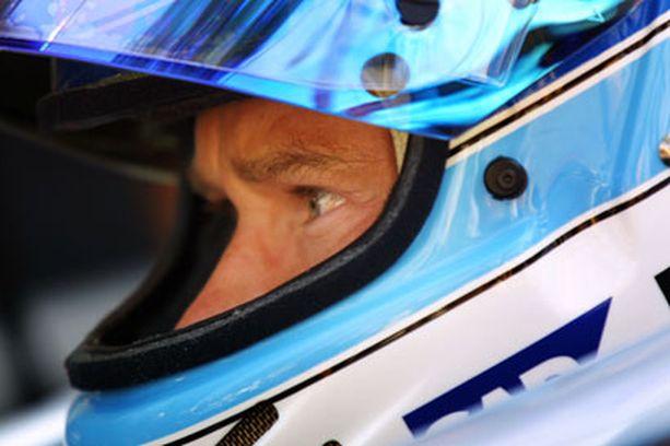 Mika Häkkisen ajotaidot tulivat parhaiten esille Spa:ssa.