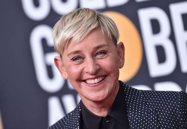 Ellen DeGeneres on tehnyt keskusteluohjelmaa The Ellen DeGeneres Show vuodesta 2003 saakka.