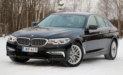 BMW 5-sarja.