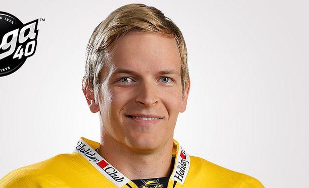Janne Tavi pelaa ensi kaudella Jyväskylässä.