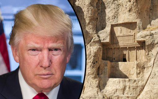 Pääkirjoitus: Trump vajoaa uhkailussaan Talebanin tasolle