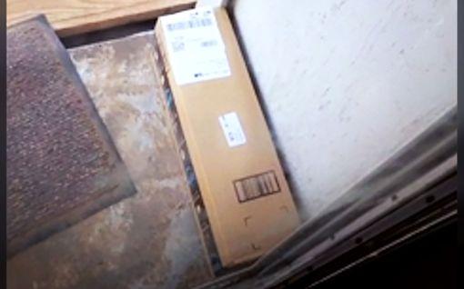 Amazon-lähetti telkesi paketilla naisen kotiinsa Teksasissa