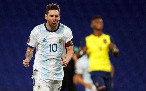 """Valmentajalta brutaalia puhetta Lionel Messille: """"Haluamme syödä heidän maksansa"""""""