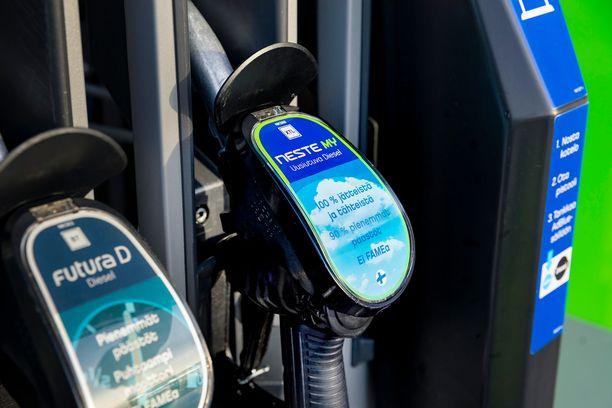 Neste MY uusiutuvaan dieseliin vaihtaminen on helppo tapa pienentää omaa hiilijalanjälkeä.