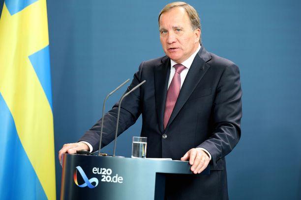 Ruotsin pääministeri Stefan Löfven hävisi parlamentin epäluottamusäänestyksen.