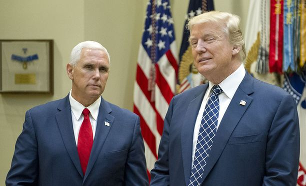 Varapresidentti Mike Pence kieltää New York Timesin tiedot, että hän pyrkisi presidentiksi vuonna 2020. Lehden tietojen mukaan republikaanipuolue on suunnitellut jo varjokampanjaa ilman Donald Trumpia.