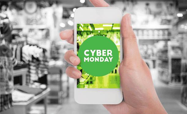 Cyber Monday on alun perin erityisesti verkkokauppojen suosima alennuspäivä.