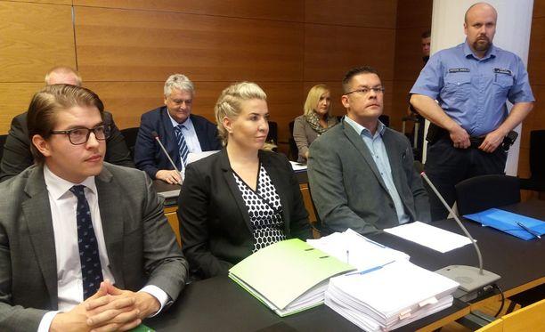 Ilja Janitskinin oikeudenkäynti alkoi 9.30 keskiviikkona Helsingin käräjäoikeudessa.