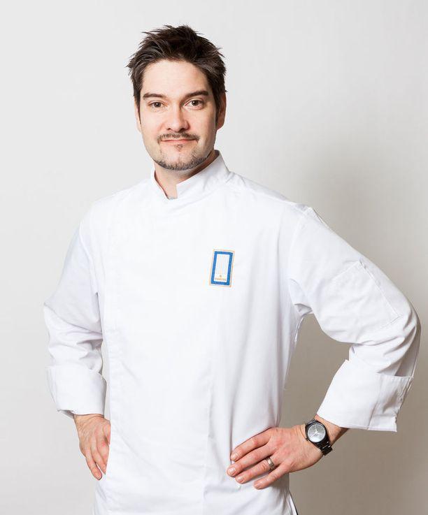 Henri Alén on jo konkari keittiössä, mutta Vuoden kokki on vasta toinen kilpailu, johon hän osallistuu. Se myös jää viimeiseksi.