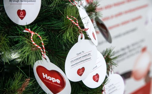 Haluavatko vähävaraisten perheiden lapset jo liian hienoja lahjoja – Hopen tiiminvetäjältä napakka vastaus: Kuinka paljon köyhän sopii toivoa?