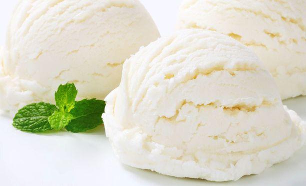 Suomalaisten suosikkimaku on klassinen vanilja.