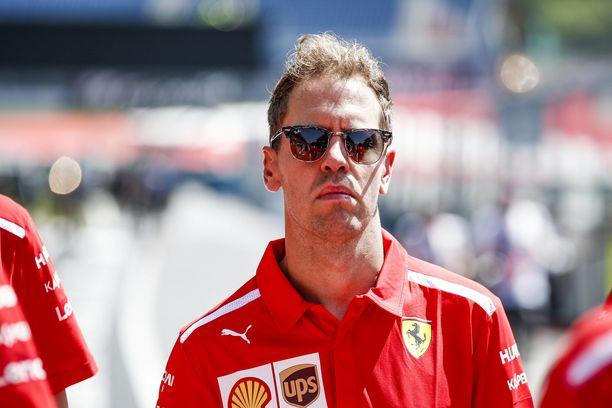 Sebastian Vettel haluaa F1-sarjalta enemmän vapauksia ja löyhempiä sääntöjä.