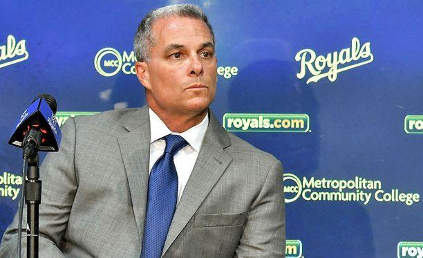 Kansas City Royalsin toimitusjohtaja Dayton Moore kannustaa avoimeen keskustelukulttuuriin.