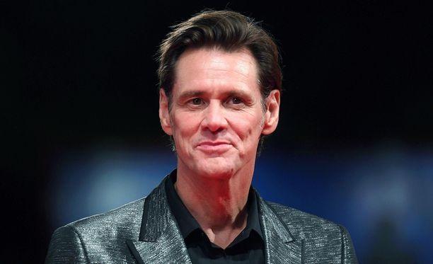Koomikko Jim Carrey tunnetaan monista hittielokuvistaan, kuten Valehtelija, valehtelija ja Bruce - taivaanlahja.