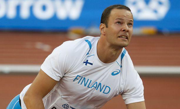 Vuonna 1982 syntyneen Tero Pitkämäen ura jatkunee ensi kaudella.