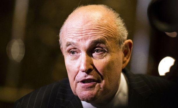 New Yorkin entinen pormestari ja Donald Trumpin nykyinen asianajaja Rudy Giuliani väittää, että erikoissyyttäjä Robert Muellerin Trumpia koskeva tutkinta saataisiin päätökseen syyskuun alkuun mennessä.