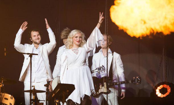 Haloo Helsinki! ilmoitti viime kesänä aikovansa jäädä 2,5 vuoden tauolle, jonka aikana bändi työstää uutta levyään.