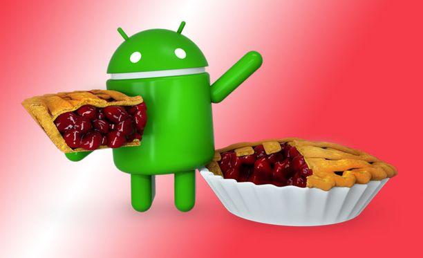 Android 9 on ladattavissa jo Googlen Pixel-puhelimille.