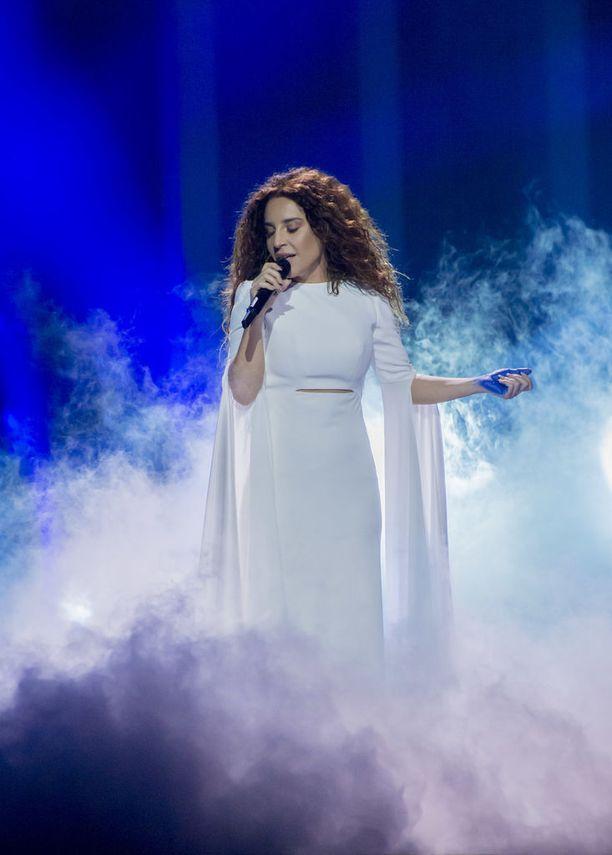 Gianna Terzi edustaa Kreikkaa viisuissa tänä vuonna kappaleella Oneiro Mou.