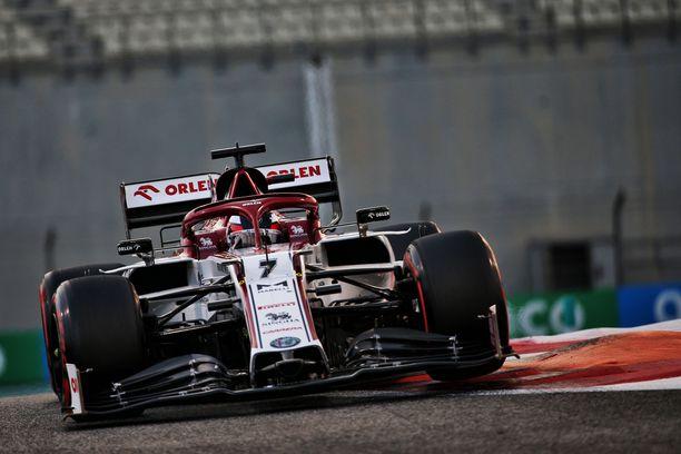 Millainen on ensi kauden Alfa Romeo? Sitä emme vielä tiedä.