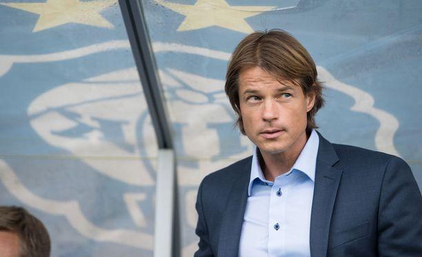 Mika Lehkosuo piti HJK:n leiriä onnistuneena.