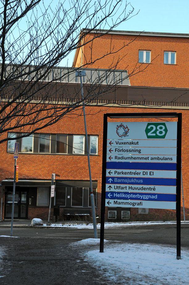 Karoliinisen sairaalan synnytysosasto on Ruotsin arvostetuin.