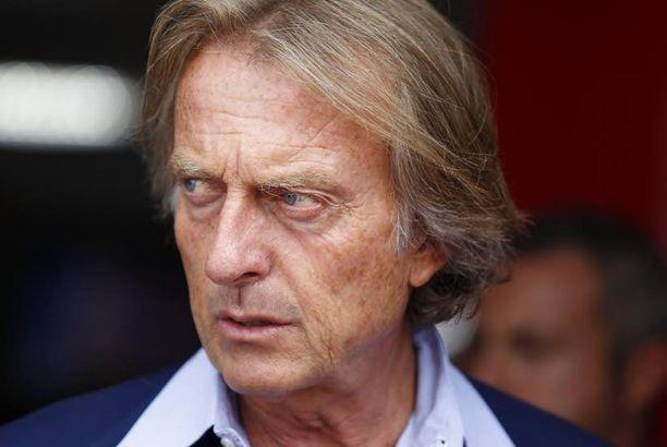 Impulsiivinen Luca di Montezemolo on toiminut Ferrarin pääjohtajana vuodesta 1991 alkaen. Hän on 66-vuotias.