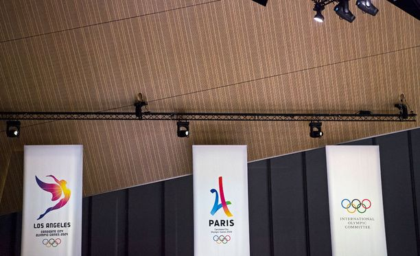 Sekä Pariisi että Los Angeles pääsevät isännöimään olympialaisia.