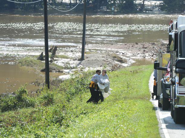 Pelastajat löysivät yksivuotiaan ruumiin seuraavana aamuna, syyskuun 17. päivänä.
