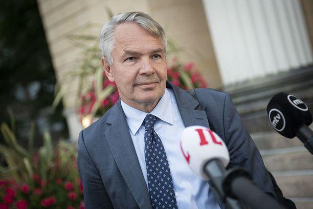 Perustuslakivaliokunta on loppusuoralla ulkoministeri Pekka Haavisto koskevan mietinnön valmiiksi saamisessa.